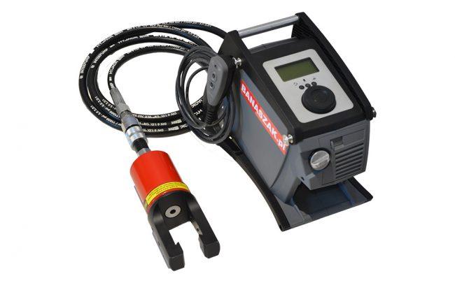 Akumulatorowa pompa hydrauliczna APH700 z głowicą PH-6