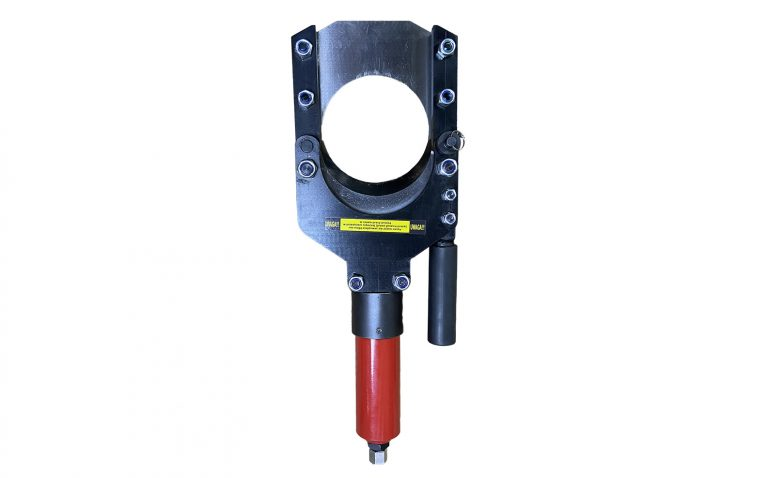 Nożyce hydrauliczne do przecinania kabli o maksymalnej średnicy zewnętrznej 120mm