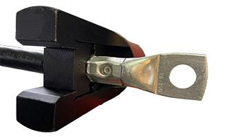Zaprasowywanie końcówek i złączek kablowych